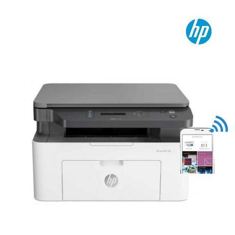 HP 135w Multifunction Mono Laser Printer #4ZB83A