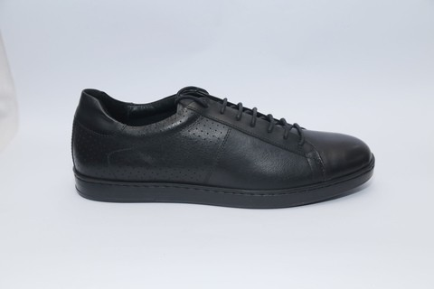 Jennys Black Sneaker for Men-9631101