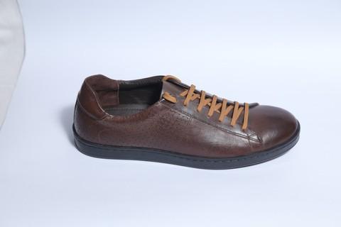 Jennys Brown Sneaker for Men-9631102