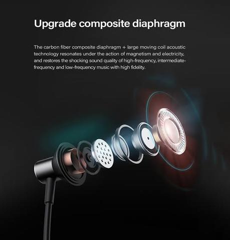 Lenovo HE05X Magnetic Wireless Bluetooth Headphone IPX5 Earphone - Black