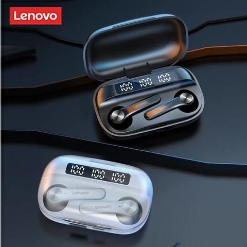 Lenovo QT81 TWS Bluetooth 5.0 Earphone with LED Power Display
