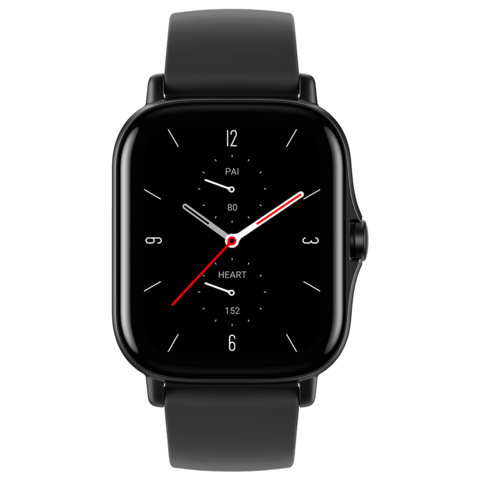 Amazfit GTS 2 Smartwatch Global Version – Black