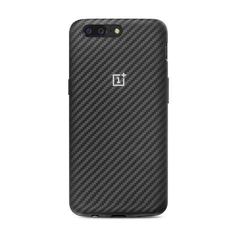 OnePlus 5 Carbon Bumper Case