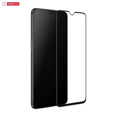 OnePlus 6T OFFICIAL 3D Tempered Glass Screen Protector