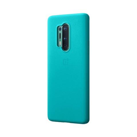 OnePlus 8 Bumper Case (Cyan)