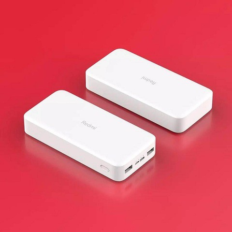 Redmi Powerbank 20000mAh 18W QC3 with 6 Months Official Warranty