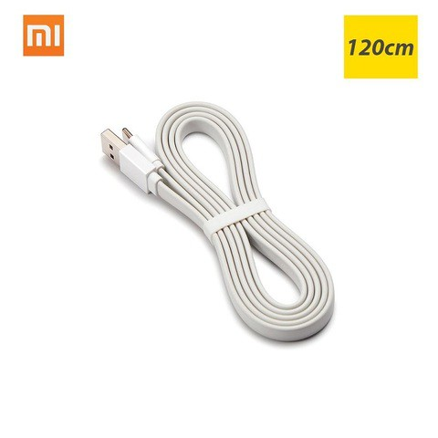 Mi USB cable Type C (White) [7 days replacement warranty]