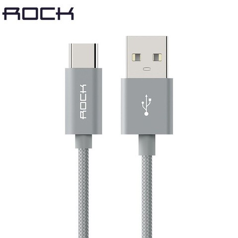 Rock Short cable (Micro B , Type-C & iPhone)-