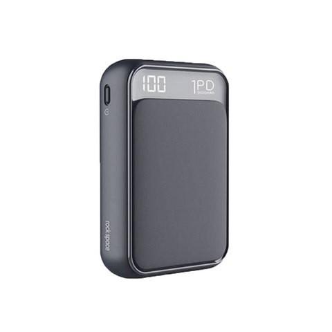 Rock PD Qc3 Powerbank 10000mah with digital display