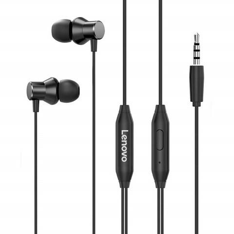 Lenovo HF130 In-Ear Wired Earphones (1 month warranty)