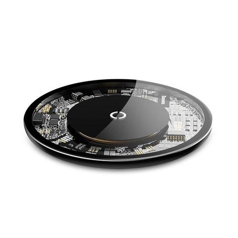 Baseus BSWC - P10 Simple Wireless Charger Aluminium Alloy