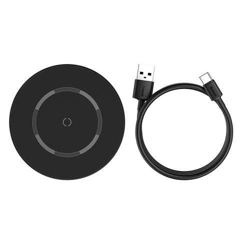 Baseus Simple Magnetic Wireless Charger (Suit for iP12)