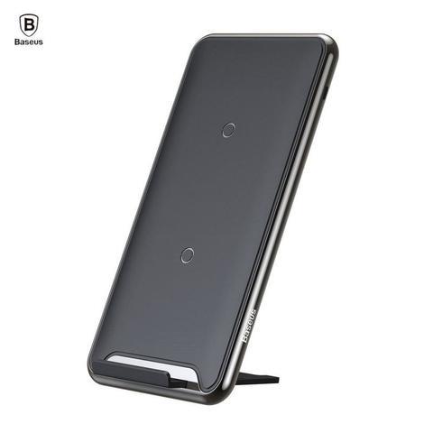 Baseus Three Coli Wireless Charging Pad With Holder (BSWC-P03)