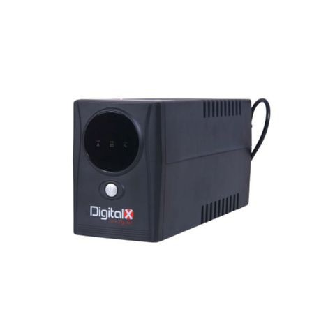 Digital X 650VA Offline UPS with Plastic Body