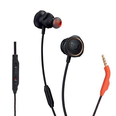 JBL Quantum 50 Wired, in-Ear Gaming Headphones