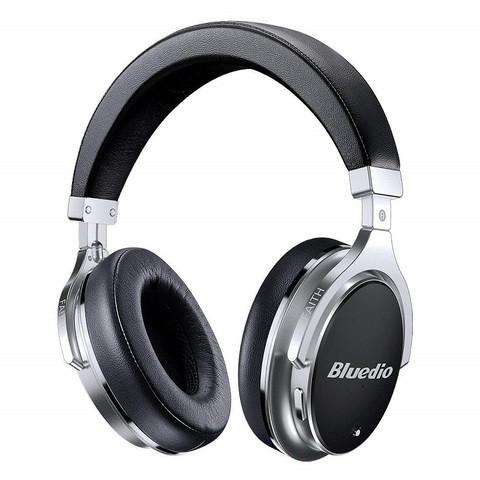Bluedio F2 ANC (Active Noise Canceling) 180° Rotation Over Ear Wireless Headphones (7 days replacement warranty)