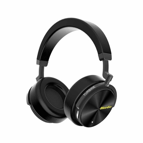 Bluedio T5 (5th Gen) Active Noise Cancelling Wireless Headphones (7 days replacement warranty)