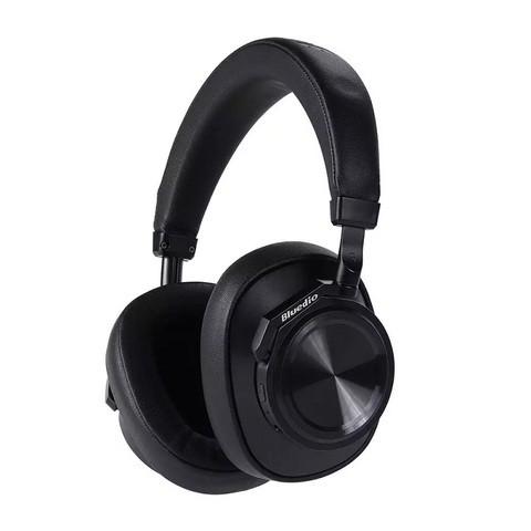 Bluedio T6 (6th Gen) Turbine Active Noise Cancelling Bluetooth Headphones (7 days replacement warranty)