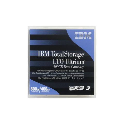 IBM LTO Ultrium 3 Tape 400/800 GB Data Cartridge #24R1922