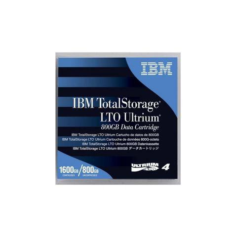 IBM LTO 4 800GB ULTRIUM Data Tape Cartridge # 95P4436
