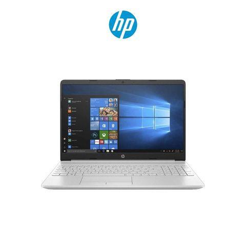 HP 15s-du1088TU Intel PQC Silver N5030 (1.10GHz-3.10GHz, 4GB, 1TB HDD, No-ODD) 15.6 Inch FHD (1920x1080) Display, Win 10, Silver Notebook #2R0E0PA-1Y