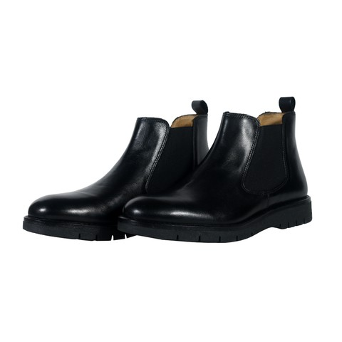 Leather Boot for Men-900902