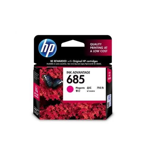 HP 685 Magenta Ink Advantage Cartridge