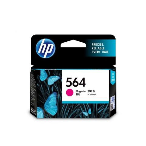 HP 564 Magenta & Cyan Ink Cartridges