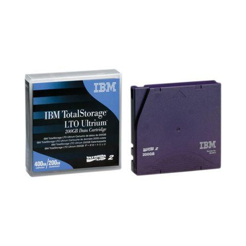 IBM 08L9870 TotalStorage LTO Ultrium 2 Data Cartridge (200/400GB)