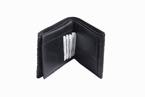 Jennys Leather Men's Wallet -907FI01