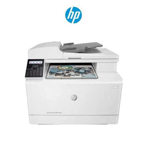 HP Pro M183fw Multifunction Color Laser Printer