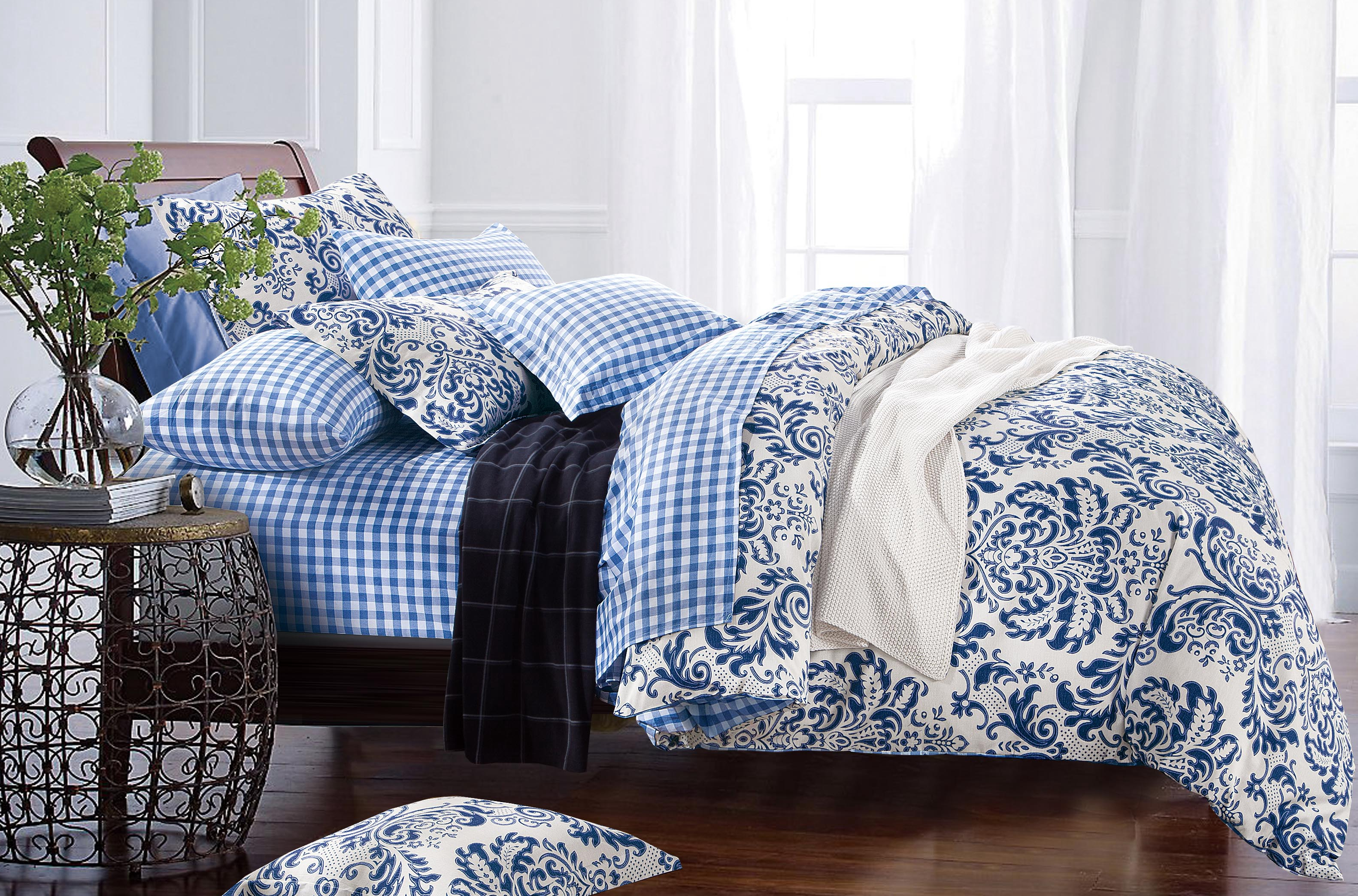 Lenore by Diori Bed Sheet Sets