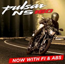 Pulsar NS160 TD FI ABS