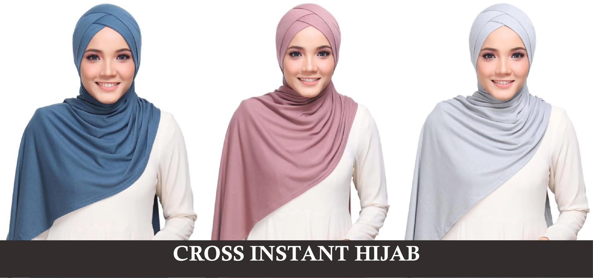 Semi Instant Hijab