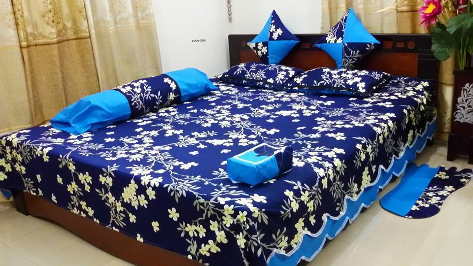 8 Pcs Bedcover